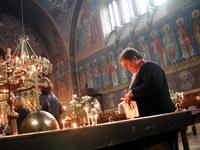 ※写真/ブルガリア正教の教会
