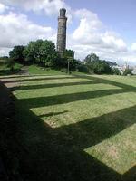丘の上の神殿
