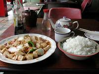 麻婆豆腐inダブリン