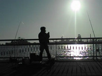 東扇島は臨海工業地帯がいかつい