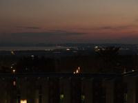ホテルリステル猪苗代からの景色